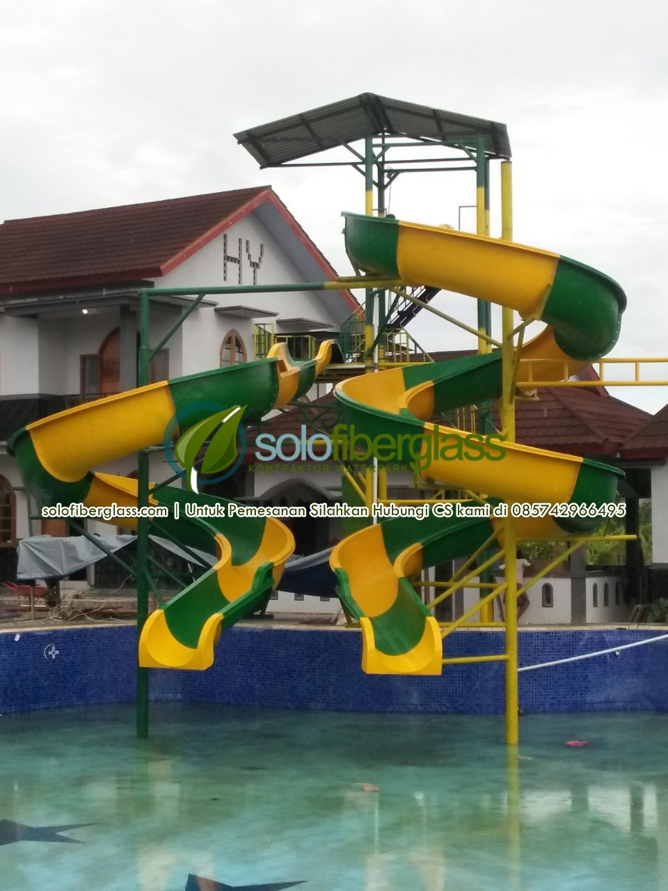 Jual Waterboom Mini - Waterboom Mini