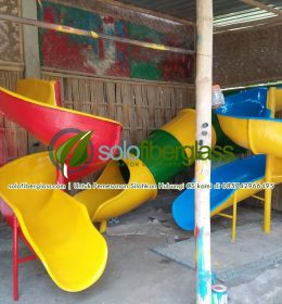 Perosotan Spiral Waterboom